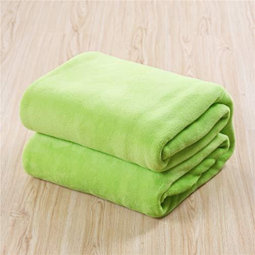 ADGAI Fleece deken gooit reisgrootte - natuurlijke snoep kleuren Super zacht pluizig bed gooit dekens warme deken voor bank kerst gooit deken sprei