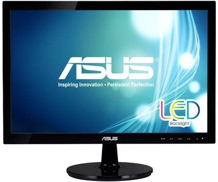 ASUS VS207D-P Purchase Charlotte Mall 19.5