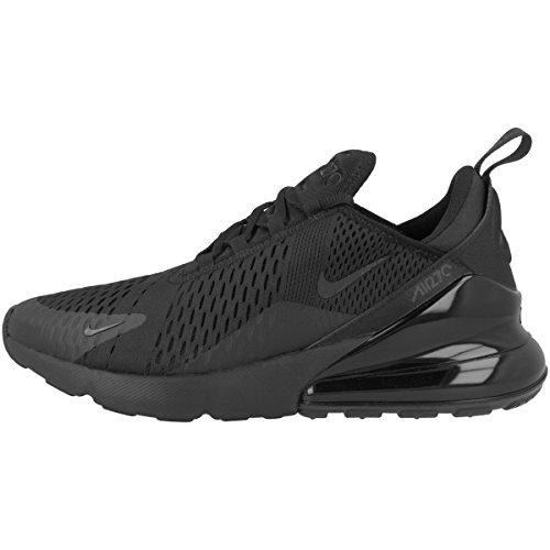 Nike Air MAX 270, Zapatillas de Gimnasia Hombre, Negro (Black/Black/Black 005), 45 1/2 EU