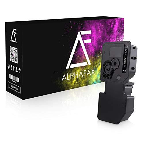 Alphafax Toner kompatibel zu Kyocera TK-5230 für Kyocera Ecosys P5021cdn P5021cdw M5521cdn M5521cdw - Schwarz 2.600 Seiten