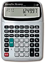 Calculated Industries 43430 Qualifier Plus IIIfx Desktop PRO Real Estate Mortgage Finance..