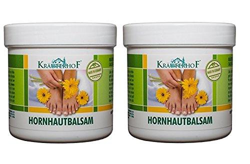 Kräuterhof Hornhautbalsam 250ml 2er Pack ( 2x 250 ml = 500 ml )
