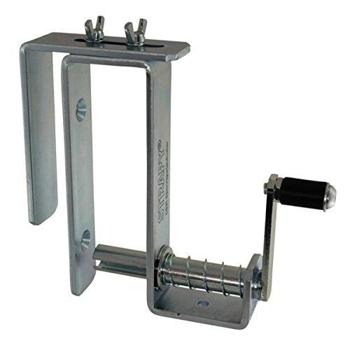 STRAPY® - DER Spanngurtaufroller - Komplett - mit Allen Haltern - Das professoionelle Werkzeug zur Ladungssicherung