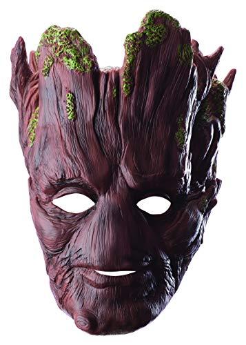 Generique - Masque en Latex Groot Les Gardiens de la Galaxie Adulte