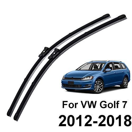 HZHAOWEI Ruitenwisserbladen, Voor VW Golf 7 MK7 2012 2013 2014 2015 2016 2017 2018 Voor Ruitenwisser 26