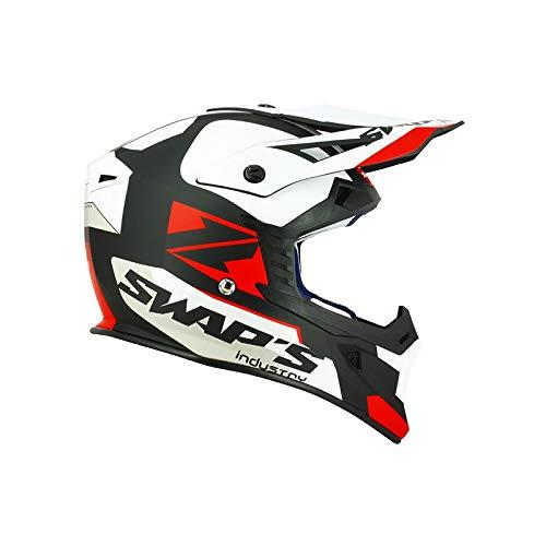 Swap's, Casco per motocross Blur S818–Omologato ECE R22-05