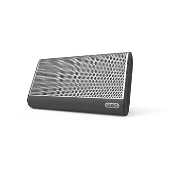 VIZIO SP30-E0 Smart Cast Crave Go Multi-Room Wireless Speaker Gray  2017 Model