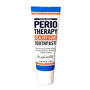 Dr Katz TheraBreath Toothpaste 3.5oz