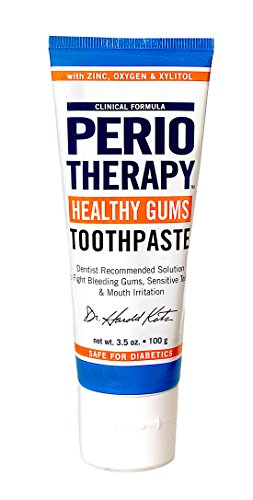 TheraBreath PerioTherapy Healthy Gums Toothpaste, 3.5 Ounce Tube
