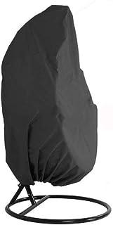 NANKAN Protector de Polvo Impermeable para Columpio de Patio, Cubierta Protectora 210D a Prueba de Polvo y Resistente a los Rayos UV para Muebles de jardín, 200 * 230cm/78.7 * 90.5in