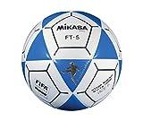 Mikasa FT5 Goal Master Soccer Ball, Blue/White, Size 5
