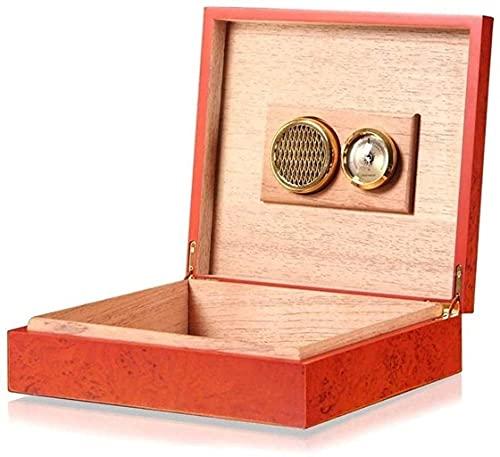 Accessoires fumeurs, Boîte à cigares en bois de cèdre avec boîtier d