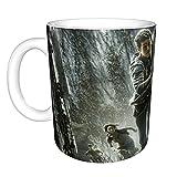 The Maze Runner - Taza de café para capuchino, latte o té caliente, 330 ml