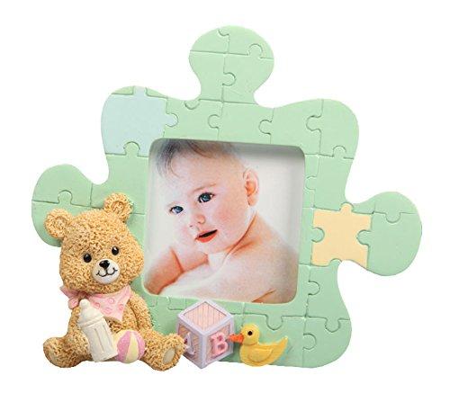 Hama Portraitrahmen Baby Bär, 6 x 6 cm