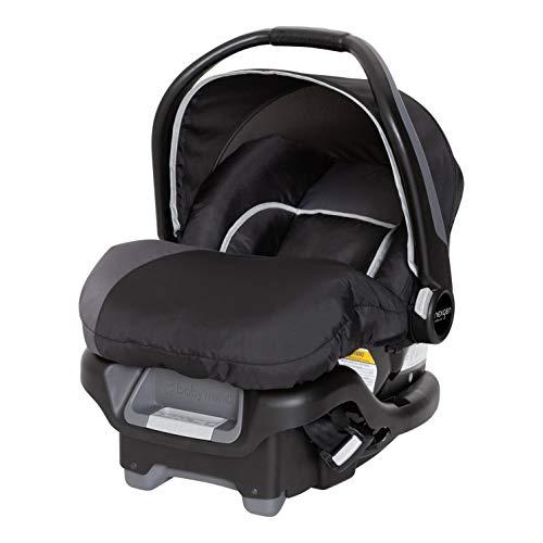 NexGen Ally 35 Infant Car Seat W/Comfy Cover, Castle Black