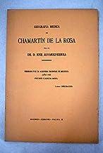 Geografía Médica de Chamartin de la Rosa