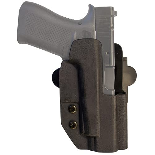 Comp-Tac International Holster - Compatible with HK VP9 Lever - Right Hand - Black