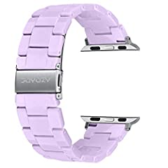 ✅【Wide Application】Perfect Compatible with all 38mm&40mm iWatch Apple Watch, Widely used for Series 6, Series 5, Series 4, Series 3, Series 2, Series 1, Sport, Hermes, Nike+, Edition, etc. Fit for all wrists smaller than 7.8'', almost for the vast ma...