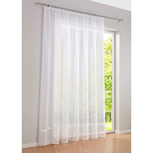 cortinas salon fruncidas