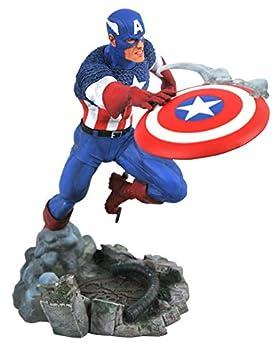 DIAMOND SELECT TOYS Marvel Gallery VS  Captain America PVC Figure 10 inches