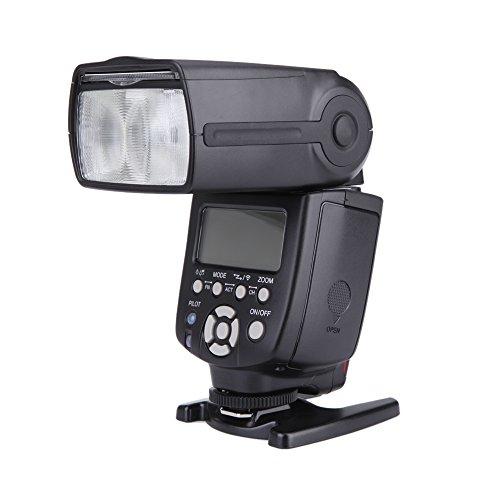 Yongnuo YN560 IV YN-560IV Speedlite Speedlight Flash con zapata para Canon Nikon Pentax Olympus Fujifilm Panasonic Digital Cameras