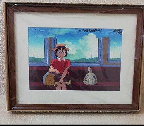 耳をすませば 複製 セル画 ムーン 近藤喜文展 アートフレーム 会場限定 その3 スタジオジブリ 宮崎駿