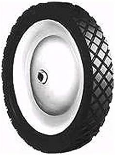 "Mr Mower Parts Lawn Mower Wheel for Snapper # 1-2345, 14604, 7012345, 7014604, 7014604YP Steel Wheel 9"" x 1.75"" Drive Wheel"