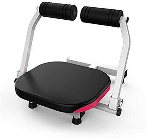 Multifunctionele buikmachine - Opvouwbare automatische sit-ups Thuisfitnessapparatuur 360 graden draaibare stoel Geschikt voor aerobics(Upgrade)