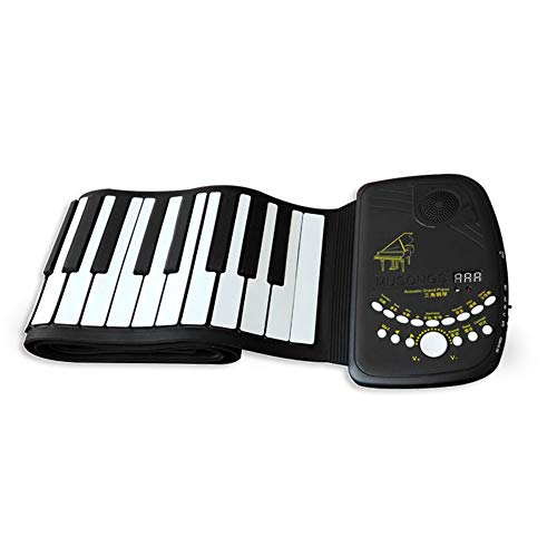 Why Choose SXJC Roll Up Piano Rechargeable 61 Keys Electronic Music Instrument Hand Roll Piano Envir...