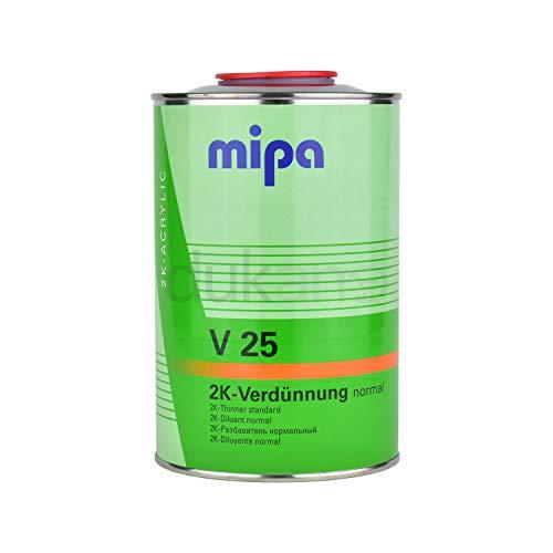 Mipa 2 K Verdünnung V25 normal 1 Liter