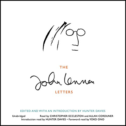 The John Lennon Letters cover art