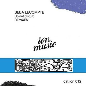 Do Not Disturb (Remixes)