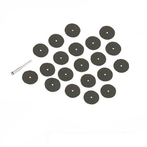 Silverline 868702 - Discos de corte para herramienta rotativa, 36 pzas (Ø22 mm)