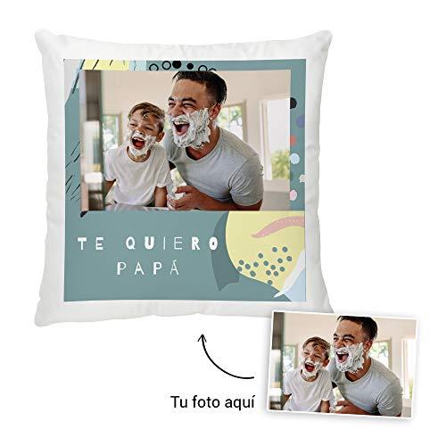 buenos comparativa Almohadas Fotoprix personalizadas para papá |  Regalos originales del día del padre Varios diseños … y opiniones de 2021