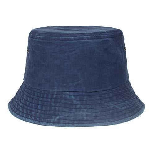 leigedzi Unisex Anti-Ultravioleta Sun Hat Domo Transpirable Sombrilla Color Sólido Cuenca Sombrero
