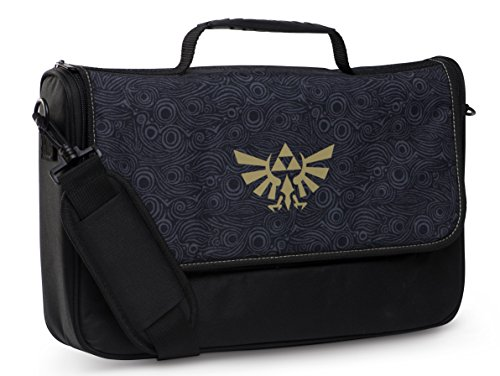 PowerA Everywhere Messenger Bag Zelda: Breath of the Wild Nintendo Switch