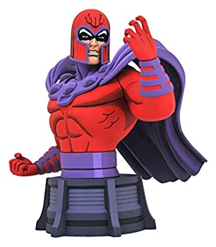 DIAMOND SELECT TOYS Marvel Animated X-Men  Magneto Resin Bust Multicolor 6 inches