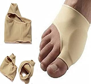 1 Pair Toe Bunion Sleeves Foot Care Feet Protecter Socks Ease Pain Orthopedic by STCorps7