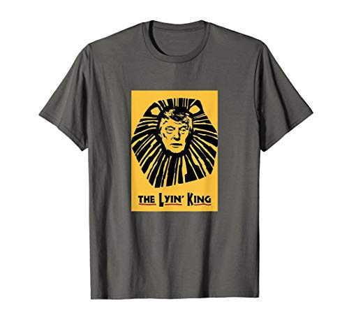 Lyin King Anti-Trump Movie Parody T-Shirt