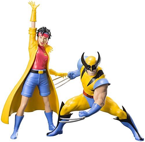 X-men 92 Wolverine & Jubilee - ArtFX+ Statue, Kotobukiya, Kotobukia