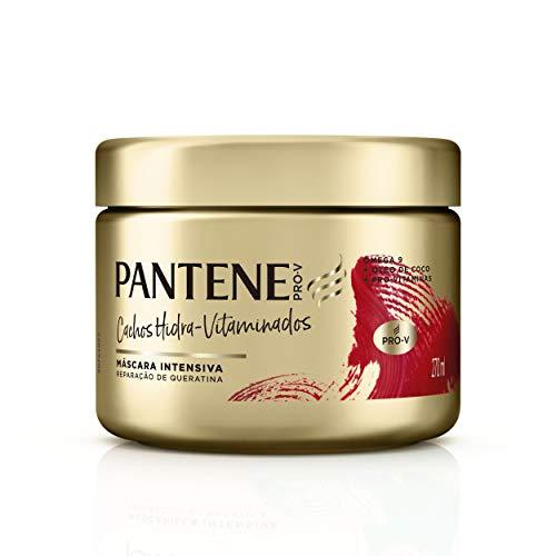 Máscara de Tratamento Pantene Cachos Hidra-Vitaminados 270Ml, Pantene