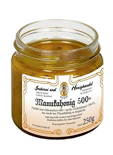Manuka Honig MGO 500+ (250 g) aus Neuseeland