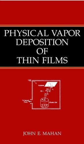Physical Vapor Deposition of Thin Films (English Edition)