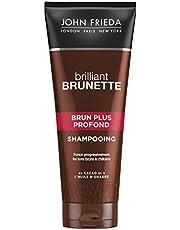 JOHN FRIEDA Brilliant Brunette Shampoo diepbruin 250 ml