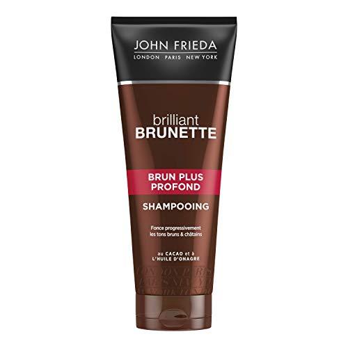 JOHN FRIEDA Brilliant Brunette Shampoo tiefbraun 250 ml