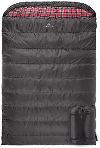Top 10 Best double sleeping bag Reviews