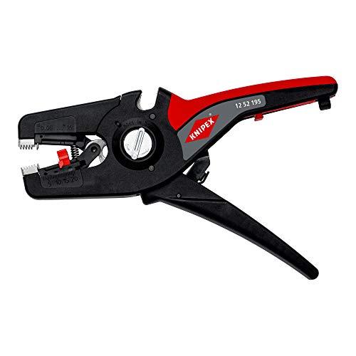 Knipex PreciStrip 16 12 52 195 Automatische Abisolierzange 0.08 bis 16mm
