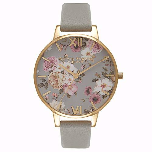 Olivia Burton Damen-Uhren Analog Quarz One Size 87385311