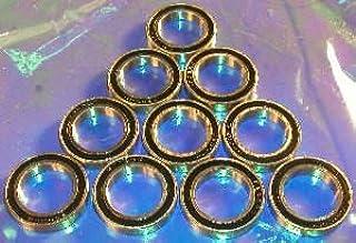 6907 QTY 1 Nylon Plastic PRECISION Ball Bearing Bearings 35x55x10 mm
