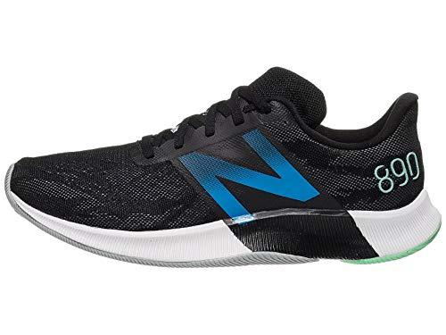 New Balance FuelCell 890 V8 Zapatillas de correr para hombre, Negro (negro (black/Multicolor)), 40.5 EU